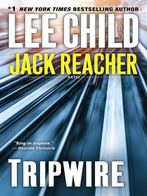 Click this cover for a(n) eBook sample of Tripwire