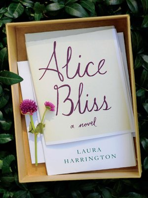 Cover of Alice Bliss