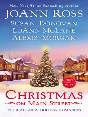 Click this cover for a(n) eBook sample of Christmas on Main Street