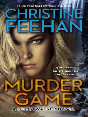 Click this cover for a(n) eBook sample of Murder Game.