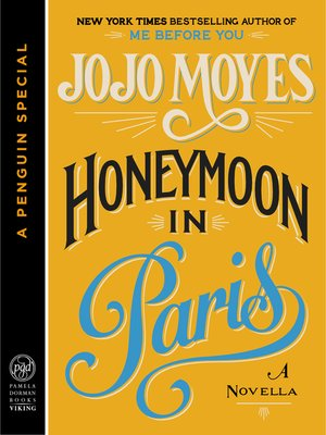Cover of Honeymoon in Paris