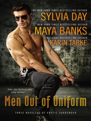 Click this cover for a(n) eBook sample of Men Out of Uniform.