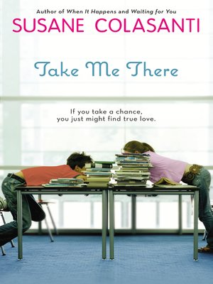 Click this cover for a(n) eBook sample of Take Me There.