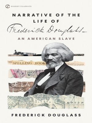 Click this cover for a(n) eBook sample of Narrative of the Life of Frederick Douglass