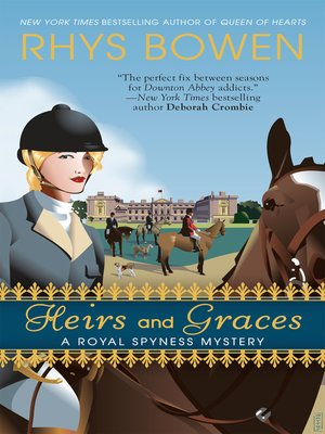 Click this cover for a(n) eBook sample of Heirs and Graces.