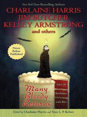 Click this cover for a(n) eBook sample of Many Bloody Returns.