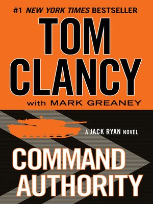 Click this cover for a(n) eBook sample of Command Authority