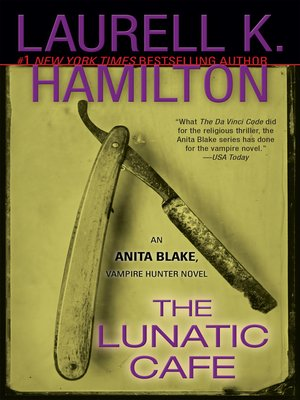 Click this cover for a(n) eBook sample of The Lunatic Cafe