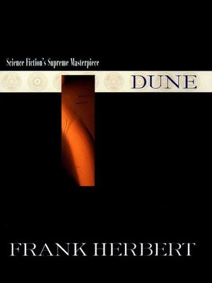 Click this cover for a(n) eBook sample of Dune