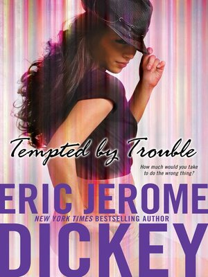 Click this cover for a(n) eBook sample of Tempted by Trouble