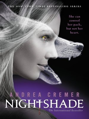 Click this cover for a(n) eBook sample of Nightshade.
