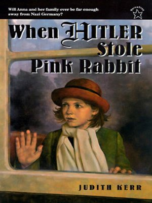 Click this cover for a(n) eBook sample of When Hitler Stole Pink Rabbit.