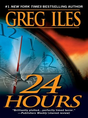 Click this cover for a(n) eBook sample of 24 Hours.