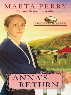 Click this cover for a(n) eBook sample of Anna's Return.