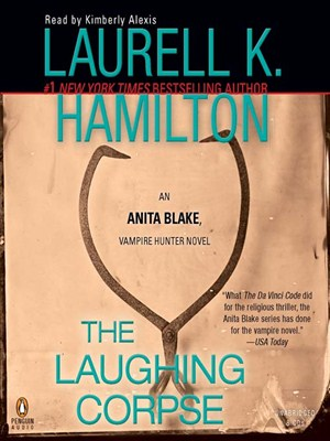 Click this cover for a(n) Audiobook sample of The Laughing Corpse.