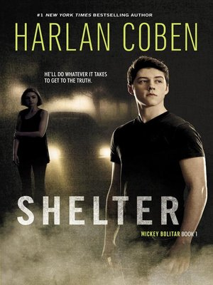 Click this cover for a(n) eBook sample of Shelter.