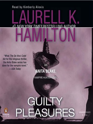 Click this cover for a(n) Audiobook sample of Guilty Pleasures.