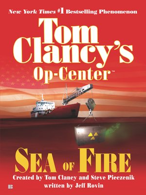 Click this cover for a(n) eBook sample of Sea of Fire