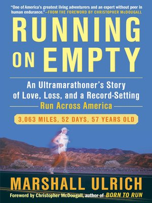 Click this cover for a(n) eBook sample of Running on Empty