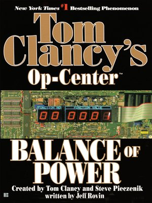 Cover of Balance of Power