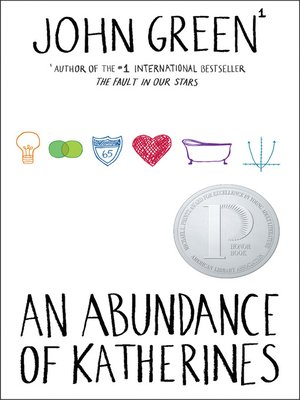 Click this cover for a(n) eBook sample of An Abundance of Katherines
