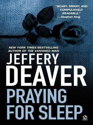 Click this cover for a(n) eBook sample of Praying for Sleep.