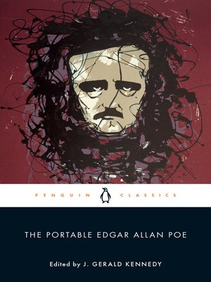 Click this cover for a(n) eBook sample of The Portable Edgar Allan Poe