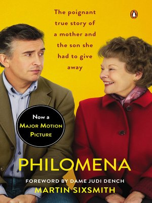 Click this cover for a(n) eBook sample of Philomena
