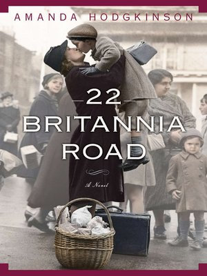 Click this cover for a(n) eBook sample of 22 Britannia Road.