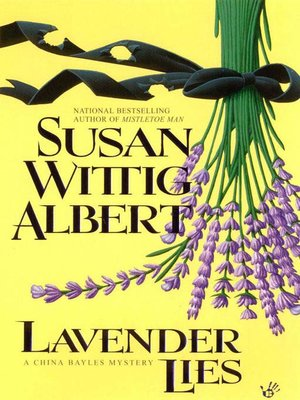 Click this cover for a(n) eBook sample of Lavender Lies