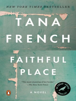 Click this cover for a(n) eBook sample of Faithful Place