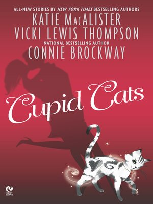 Click this cover for a(n) eBook sample of Cupid Cats.