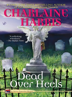 Click this cover for a(n) eBook sample of Dead Over Heels.