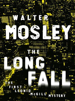 Click this cover for a(n) eBook sample of The Long Fall.