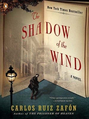 Click this cover for a(n) eBook sample of The Shadow of the Wind