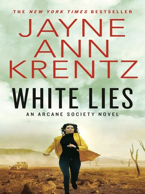 Click this cover for a(n) eBook sample of White Lies