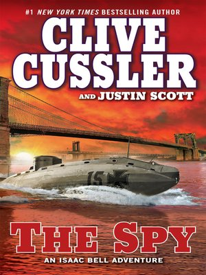 Click this cover for a(n) eBook sample of The Spy.