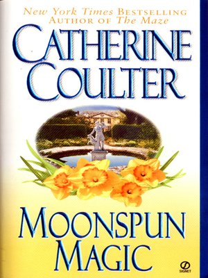 Click this cover for a(n) eBook sample of Moonspun Magic.