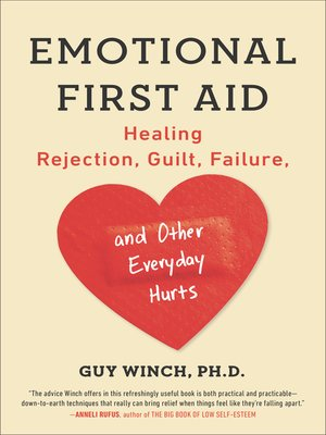 Click this cover for a(n) eBook sample of Emotional First Aid.