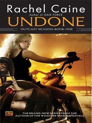 Click this cover for a(n) Audiobook sample of Undone