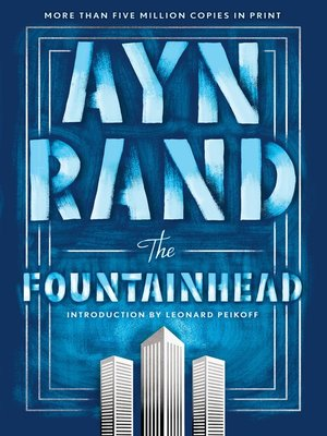 Click this cover for a(n) eBook sample of The Fountainhead.