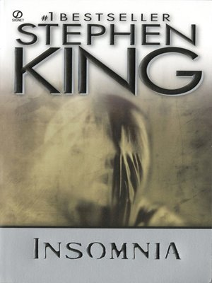 Click this cover for a(n) eBook sample of Insomnia.