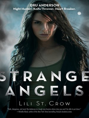 Click this cover for a(n) eBook sample of Strange Angels