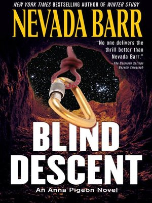 Click this cover for a(n) eBook sample of Blind Descent.