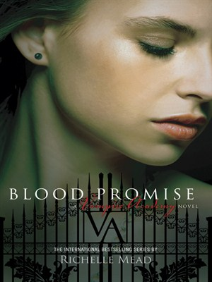 Click this cover for a(n) Audiobook sample of Blood Promise.