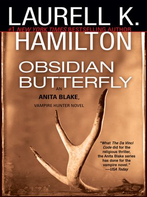 Click this cover for a(n) eBook sample of Obsidian Butterfly