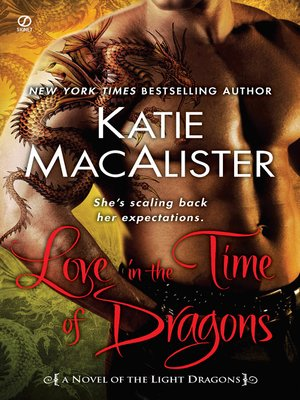 Click this cover for a(n) eBook sample of Love in the Time of Dragons
