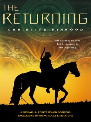 Click this cover for a(n) eBook sample of The Returning.