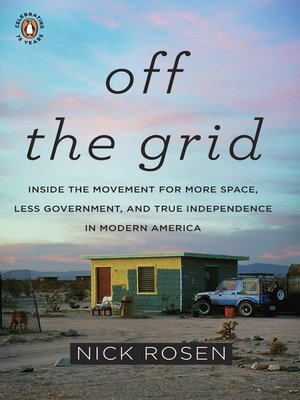 Click this cover for a(n) eBook sample of Off the Grid