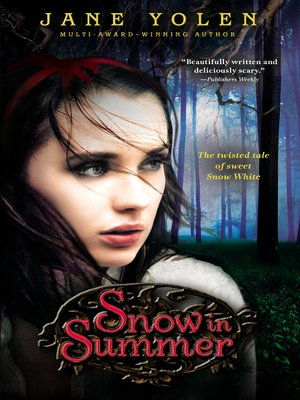 Click this cover for a(n) eBook sample of Snow in Summer.